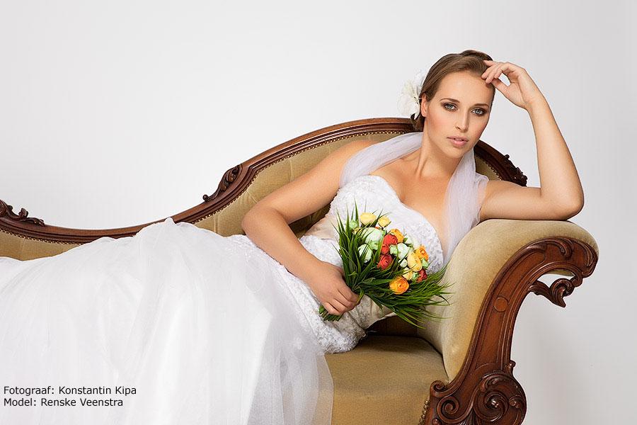 Bruidsvisagie & Hairstyling