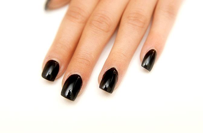 Shellac nagels / Gellak nagels
