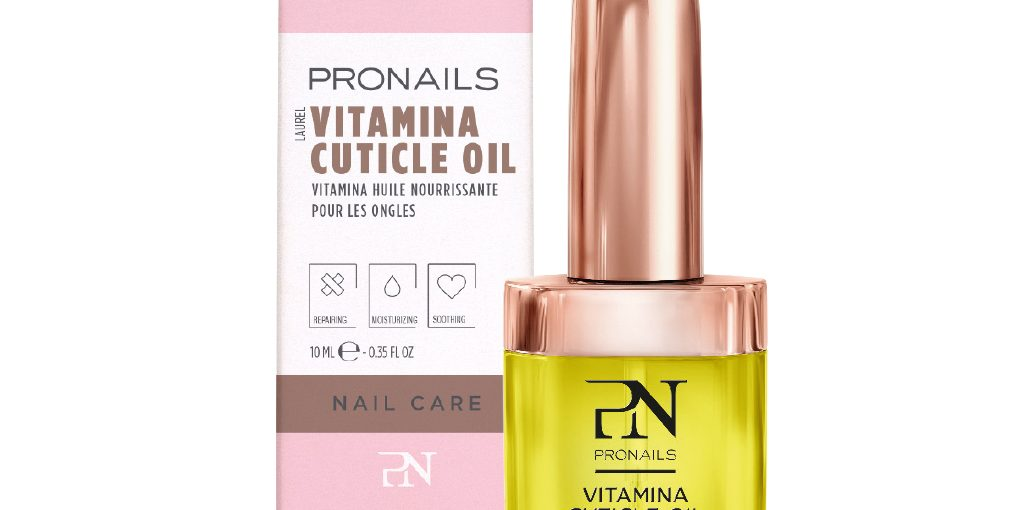 VITAMINA CUTICLE OIL 10 ML